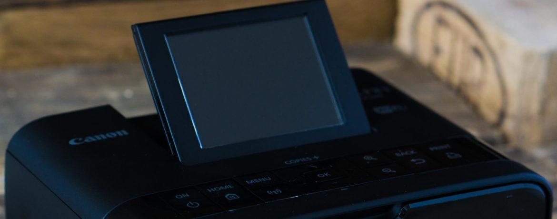 Mobiler Fotodrucker Canon Selphy CP1300