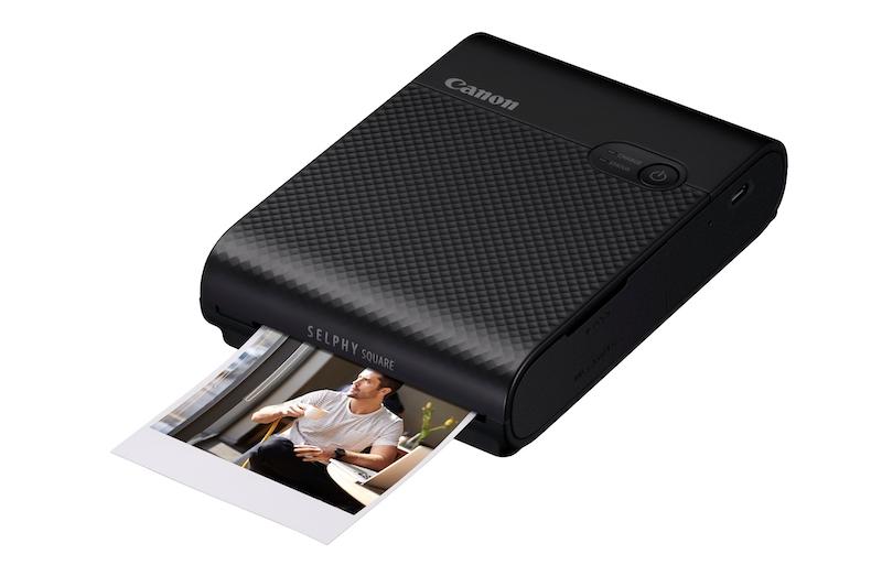 Mini-Fotodrucker Canon Selphy Square QX10