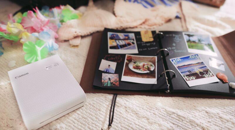 Mobiler Fotodrucker Canon Selphy Square QX10