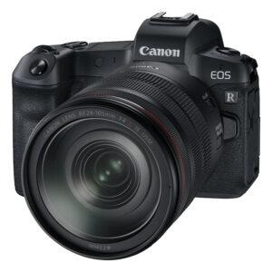 Canon EOS R mit neuem RF Bajonett