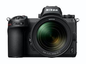 Spiegellose Kamera Nikon Z7