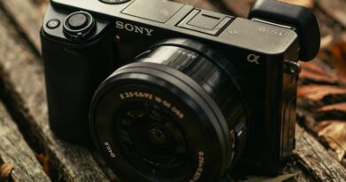 Die besten E-Mount Objektive für die Sony Alpha 6000-Reihe (A6100, A6400 und A6600)